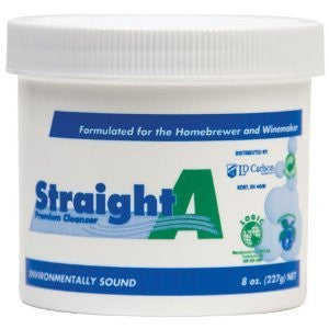 Straight-A Premium Cleanser 8oz