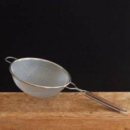 "Stainless Steel 10.25""  Mesh Strainer"