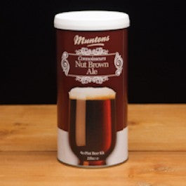 Muntons Nut Brown Ale