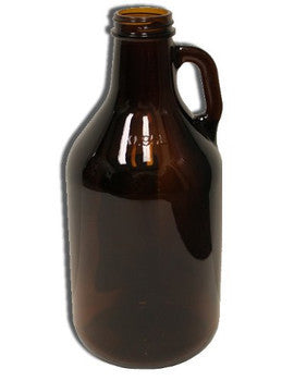 1/4 Gallon Amber Growler