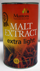 Muntons Plain Extra Light LME 3.3lb