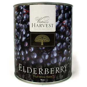 Elderberry Fruit Wine Base 96oz