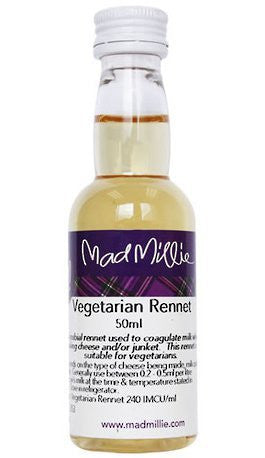 Mad Millie Vegetarian Rennet 50ml