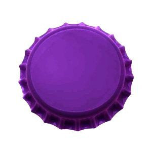 Purple Crown Bottle Caps 144ct