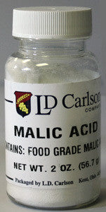 Malic Acid 2oz
