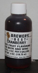 Cranberry Flavoring 4oz