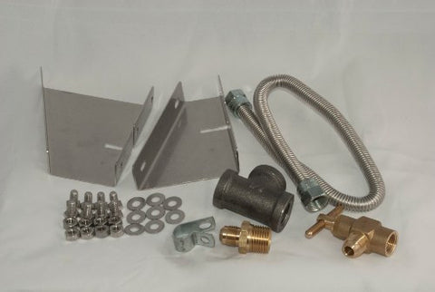 Blichmann TopTier™ Burner Installation Kit