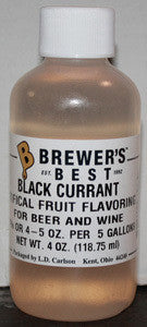 Black Currant Flavoring 4oz