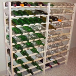 120 Bottle Wine Rack