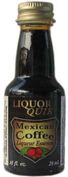 Liquor Quik Mexican Coffee Liqueur Essence (Kahlua)