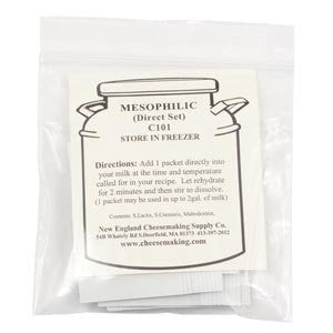Mesophilic Direct Set Culture - 5 Packets
