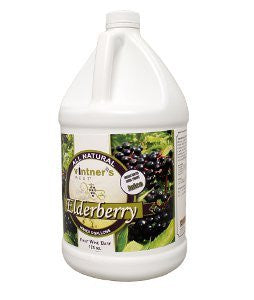Vintner's Best® Elderberry Fruit Wine Base 128oz