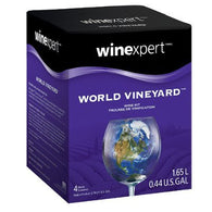 World Vineyard California Cabernet Sauvignon One Gallon Wine Kit