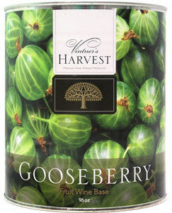 Gooseberry Fruit Wine Base 96oz
