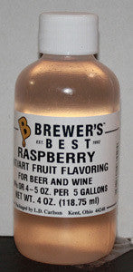 Raspberry Flavoring 4oz