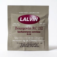 RC-212 Bourgovin Wine Yeast 5g