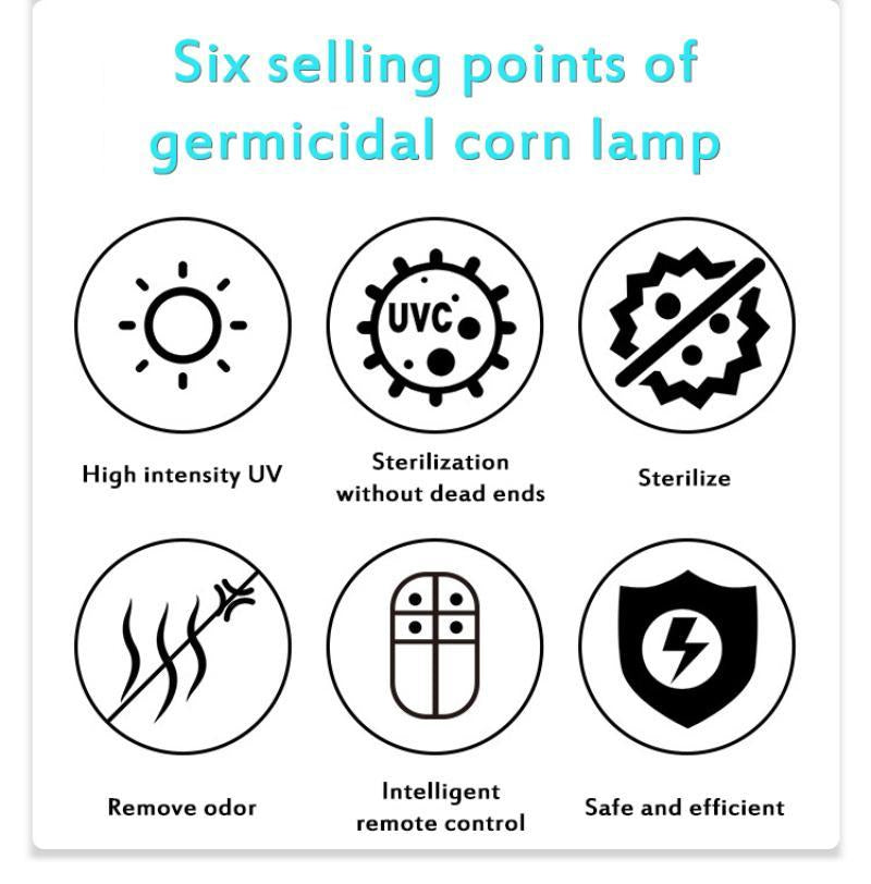【Last Day 50% OFF】Corn Germicidal Bulb