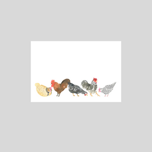 Card - Chooks