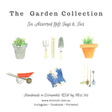 Gift Tags - The Garden Collection