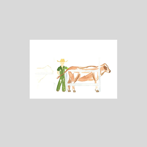 Card - The Cattle Vet