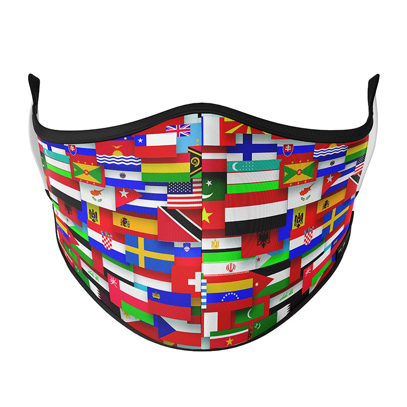 - Country Flags Mask