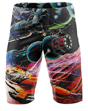 Cosmic Trail Shorts