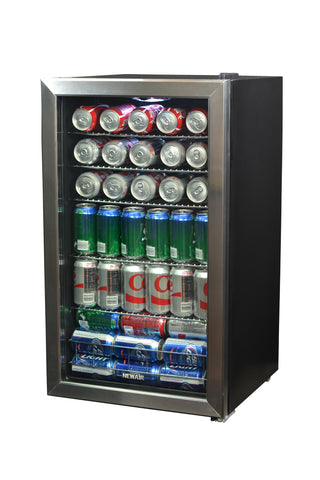 NewAir AB-1200 126 Can Beverage Cooler