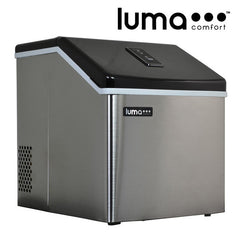 Luma Comfort Stainless Steel Portable Clear Ice Maker