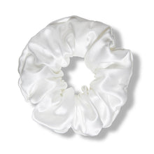 Load image into Gallery viewer, Large Silk Scrunchie