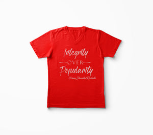 Integrity over Popularity T-Shirt