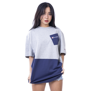 Heritage Shift Pocket Tee ( Grey )