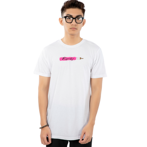RIPNDIP Beautiful Mountain Tee ( White ) warmderlend wonderland warmderland clothing viet nam ao trang ripndip