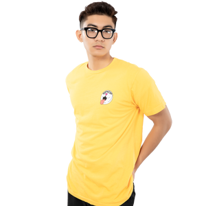 Pills Tee </br> ( Primrose Yellow )