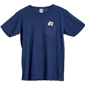 Lord Nermal Pocket Tee <br> ( Southern Blue )