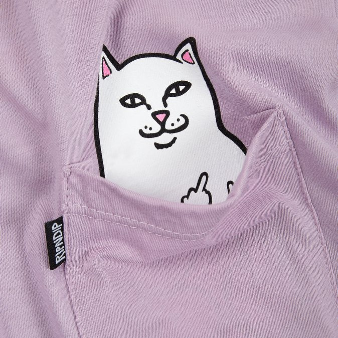 Lord Nermal Pocket Tee ( Lavender )