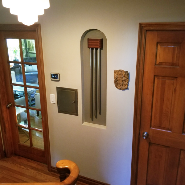 ElectraChime Ribbon Long Bell Door Chime in Lathrup Villiage, Michigan
