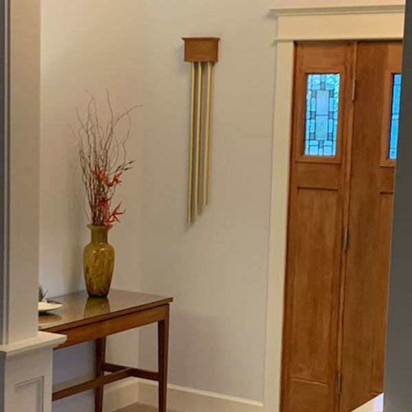 ElectraChime Long Bell Door Chime returns homeowner to Childhood