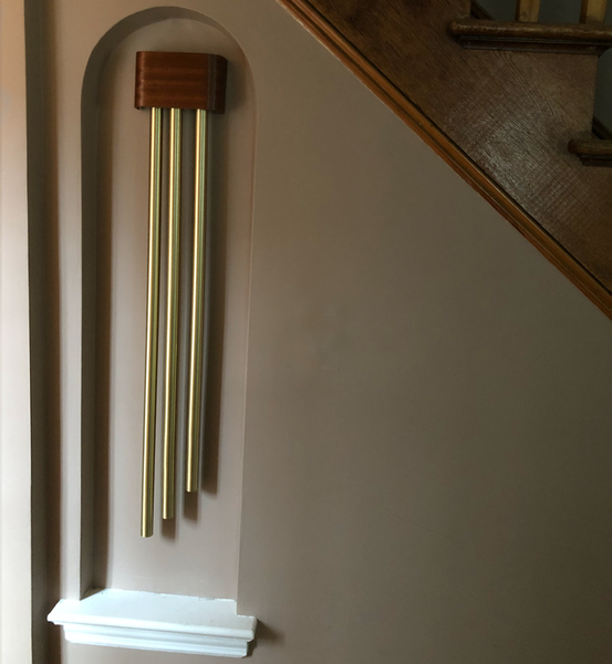 ElectraChime Ribbon Long Bell Door Chime in Bronx New York