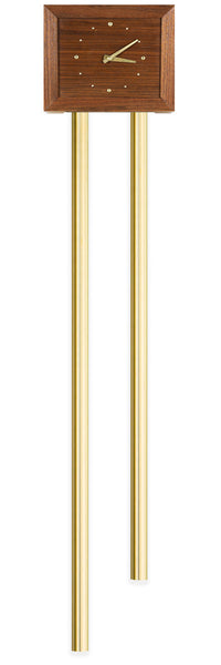 Comet Doorbell with 2 Long Brass Tubes