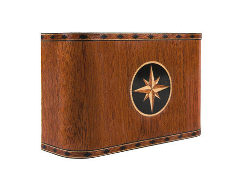 Compass Star Inlay