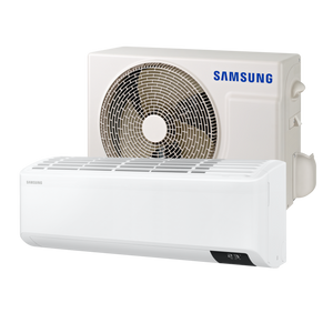 Samsung 2,5 kW Set Wandgerät Cebu NASA AR09TXFYAWKNEU/-XEU Inverter Smart WiFi & Easy-Filter