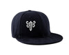 Classic Fitted Hat in Black