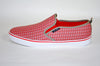 Social Slip-on Shoe - Red