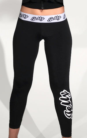 Jelly by FashionFitted® Leggings (Black)