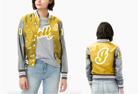 Jelly Ok Jacket — Yellow