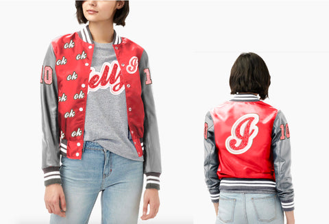 Jelly Ok Jacket — Red
