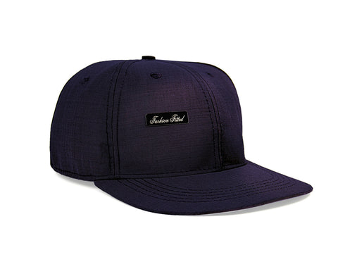 Suit Fitted Hat - Midnight Blue