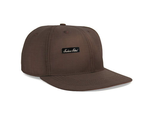 Suit Fitted Hat - Copper Brown