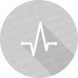 Herzfrequenz / Heart-rate (White)