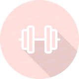 Kurzhantel / Dumbbell (Powerful Pastel)